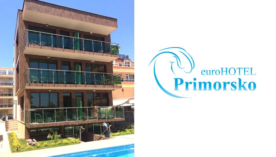 euroHOTEL Primorsko to wspaniałe miejsce na wakacyjny wypoczynek.
